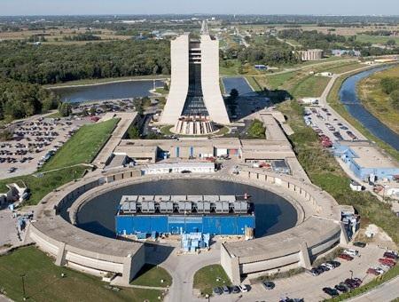 Fermilab campus