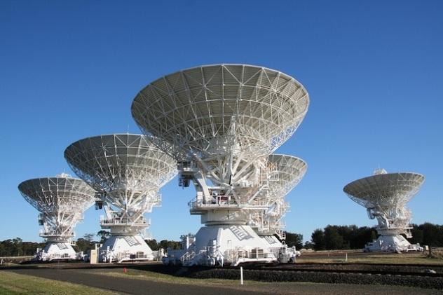 Australian Telescope Compact Array