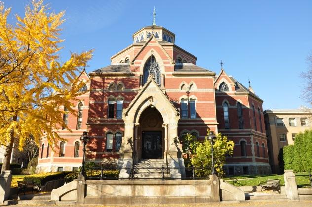 Brown U Robinson Hall