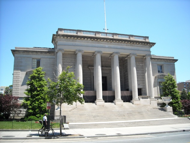 Carnegie Institution of Washington Bldg