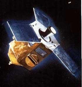 ESA Hipparcus spacecraft