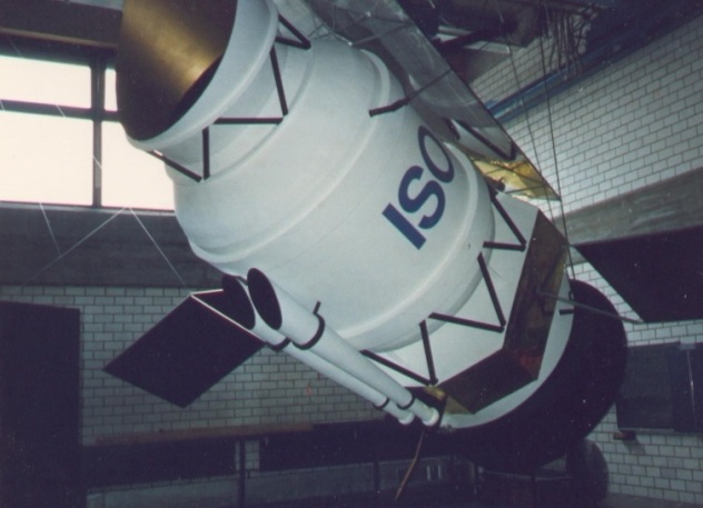 ESA Infrared Space Observatory