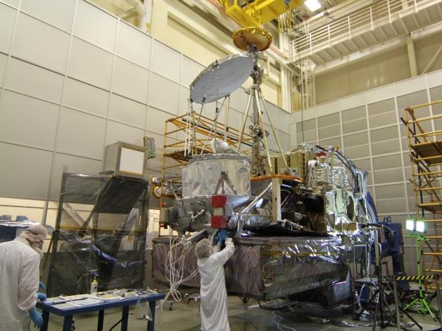 NASA GPM Microwave Imager