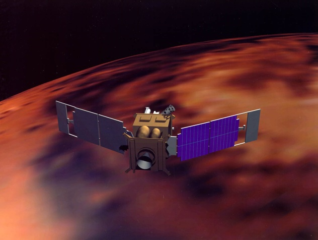 NASA Mars Global Surveyor