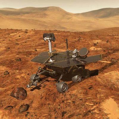 NASA/Mars Opportunity Rover