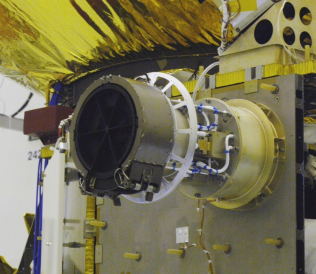 NASA New Horizons SWAP Instrument