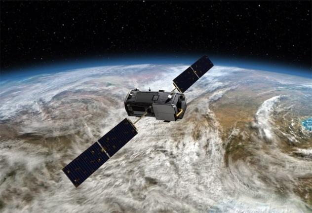 NASA Orbiting Carbon Satellite 2