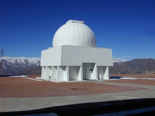 NOAO Curtis Schmidt Telescope Exterior