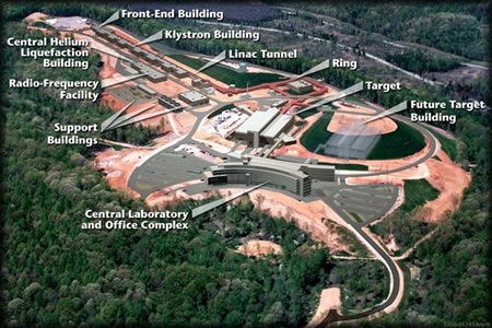 ORNL Spallation Neutron Source