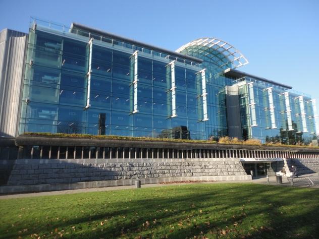 U British Columbia Campus