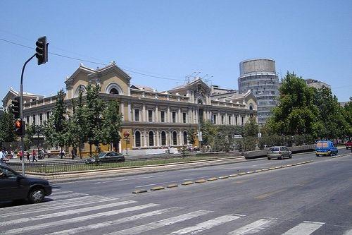 U Chile Campus