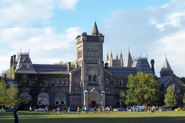 U Toronto Campus