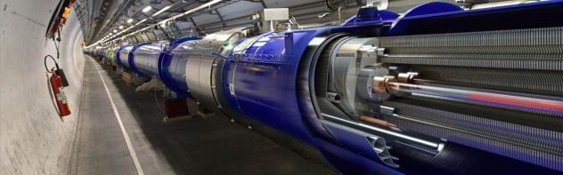 CERN LHC Grand Tunnel