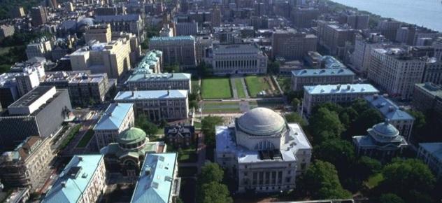 Columbia U Campus