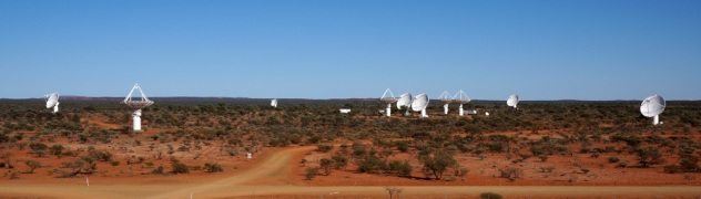 CSIRO Boolardy Engineering Test Array Telescope