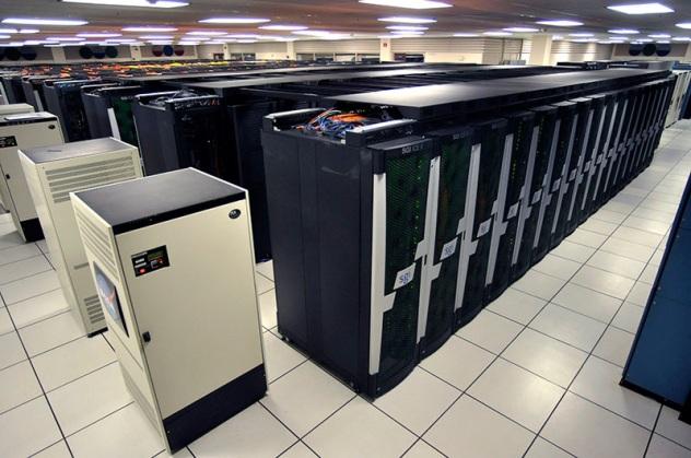 NASA SGI Advanced Supercomputing Center Pleiades Supercomputer