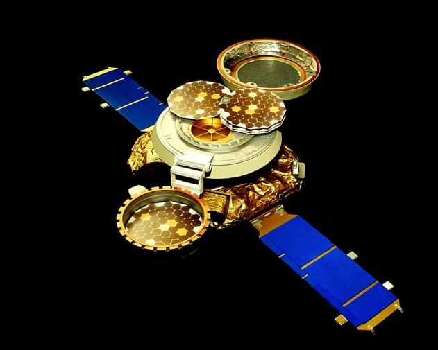 NASA Genesis spacecraft