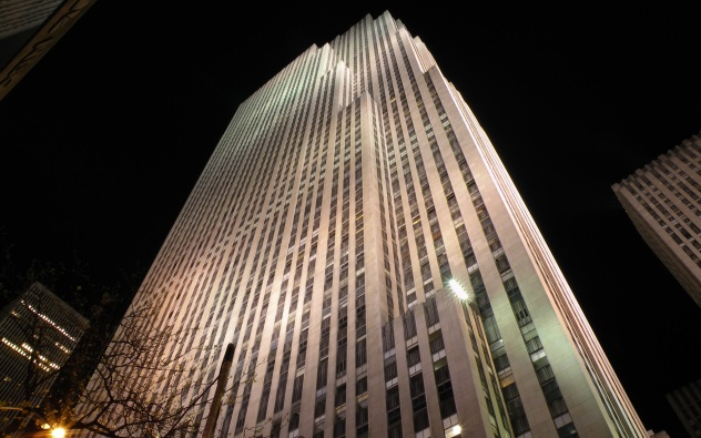 NBC News building