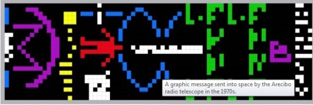 Radio Message to ET