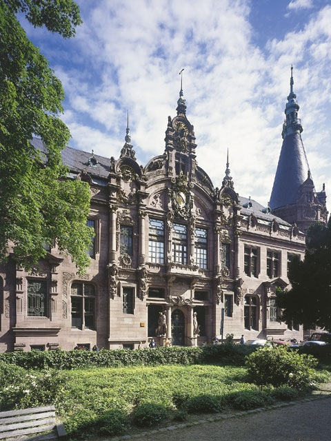 U Heidelberg Campus