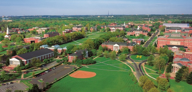U Maryland Campus