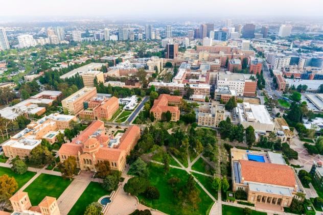 UC LA Campus