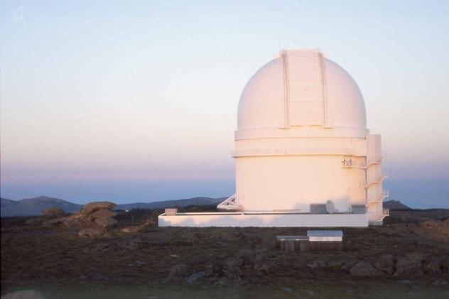 Calar Alto 3.5 meter Telescope