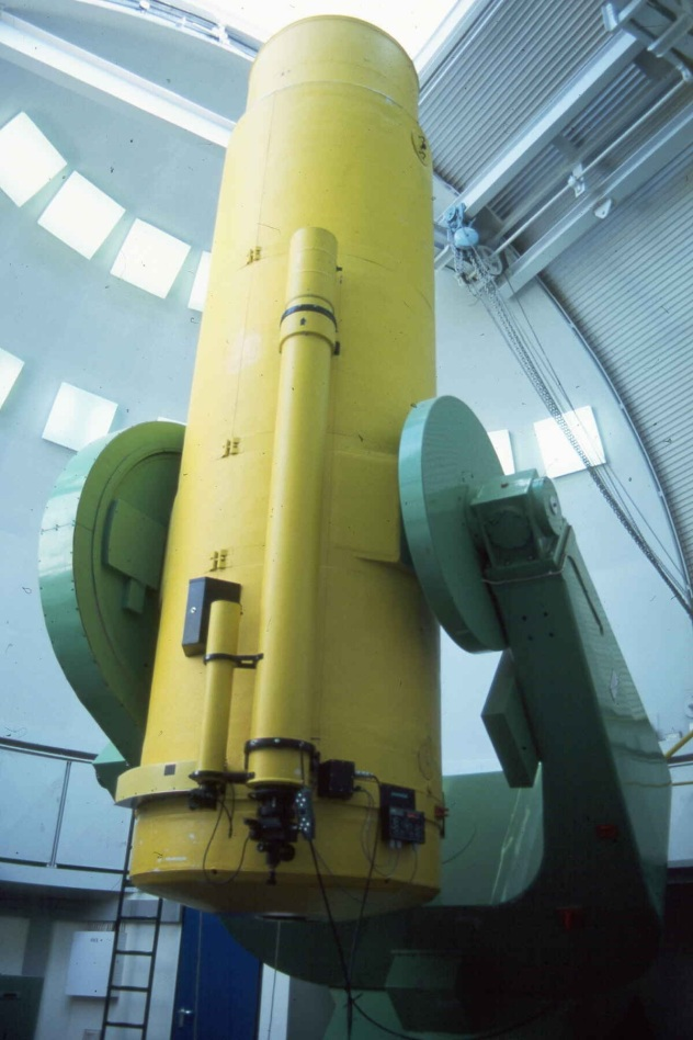 Calar Alto Observatory Interior