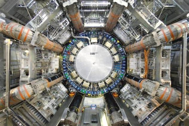 CERN ATLAS New