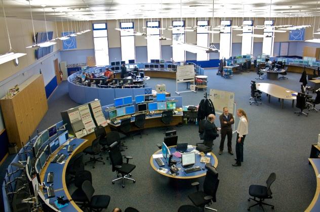 CERN Control Center