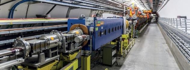 CERN Super Proton Synchrotron