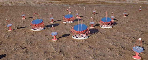 Cherenkov Telescope Array