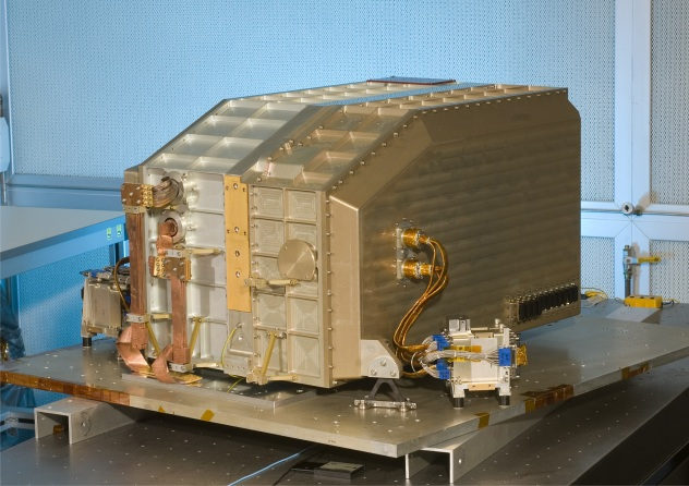 ESA Herschel SPIRE