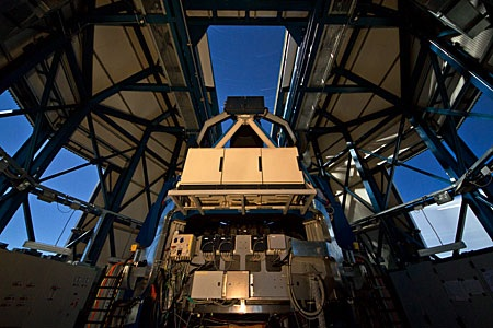 ESO VLT Survey telescope