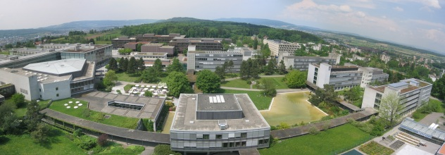 ETH Zurich campus