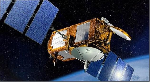 EUMETSAT MeTop satellite