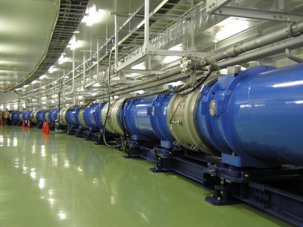 J-PARC Neutrino Experimental Facility Tunnel