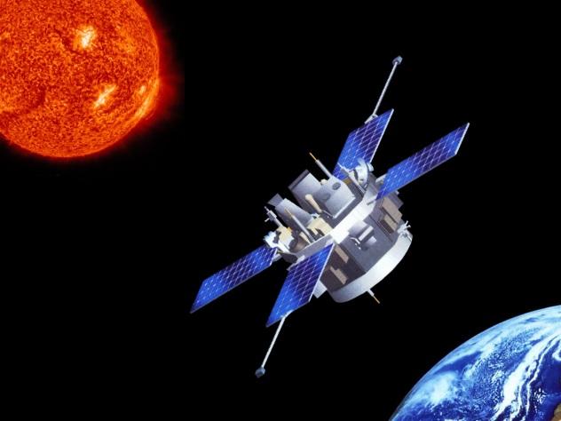 NASA ACE Advanced Composition Explorer