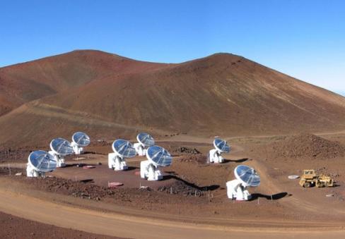 Smithsonian Astrophysical Array of Radio Telescopes
