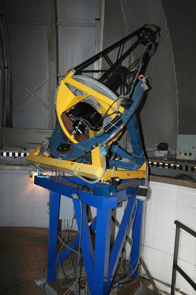 UC Berkeley KAIT telescope
