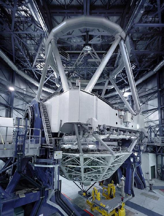 ESO VLT Interior