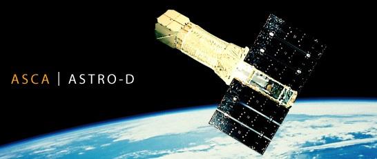 JAXA ASCA ASTRO-D satellite