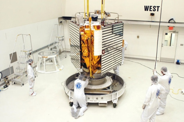 NASA Messenger satellite