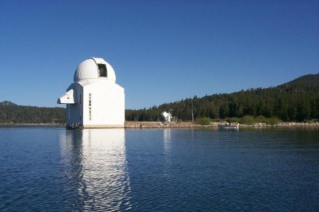 NJIT Big Bear Solar Observatory