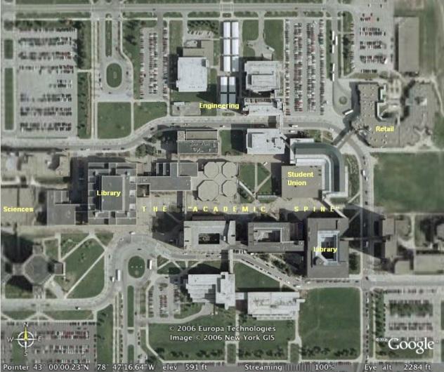 SUNY Buffalo Campus