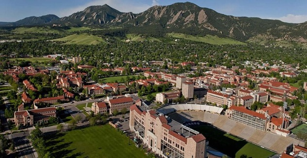 U Colorado Campus