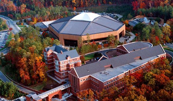 U NC campus