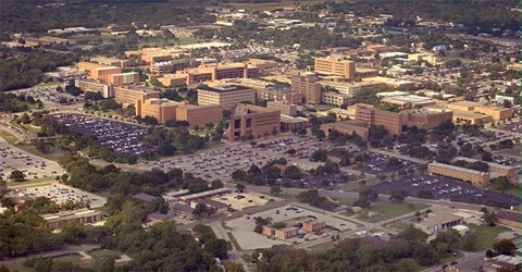 U Texas Arlington Campus