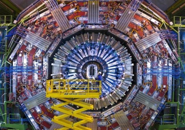 CERN CMS New
