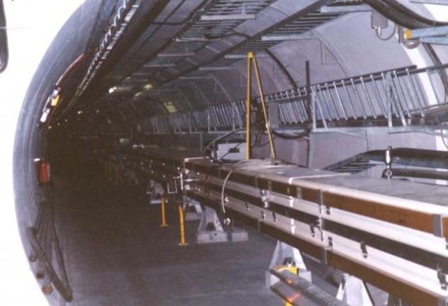 CERN LEP Collider